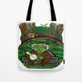 The Dagobah Connection Tote Bag