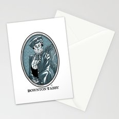 Downton Tabby Stationery Cards