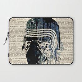 #WARS #KYLO REN ON DICTIONARY Laptop Sleeve