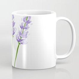 Lavender watercolor hand painted Coffee Mug