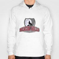 lacrosse Hoodies featuring Teen wolf - Beacon hills lacrosse team by Little wadoo
