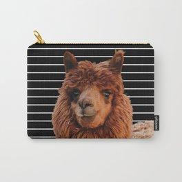 Llama Drama Carry-All Pouch