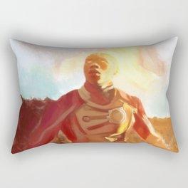 I Don't Just Burn Rectangular Pillow
