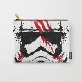 Stormtrooper Ink Blot - Finn Carry-All Pouch