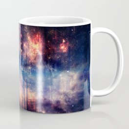Alone in the forest Coffee Mug