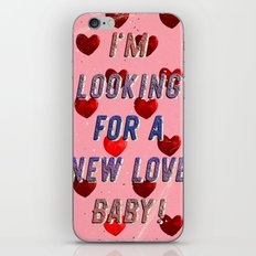I'm looking for a new Love Baby – A Hell Songbook Edition iPhone & iPod Skin