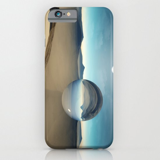 desert sphere void iPhone & iPod Case