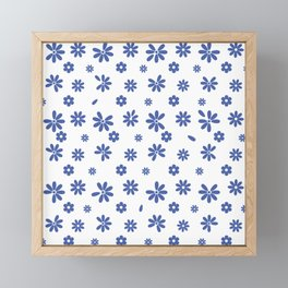 Flowers and Petals 20 Framed Mini Art Print