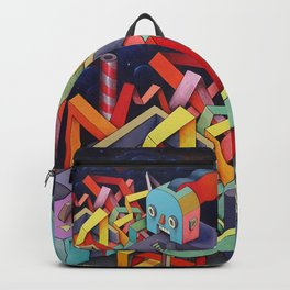 The light triump Backpack