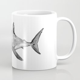 The Great White Shark Coffee Mug