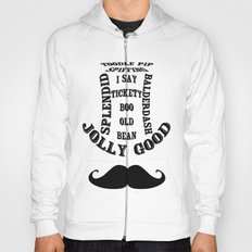 Moustache Ol' Chap! - Vintage Hoody