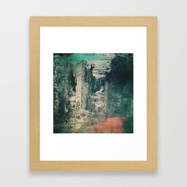 metru Framed Art Print