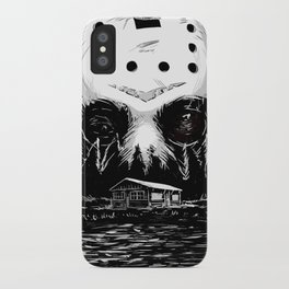 Friday the 13th (Variant) iPhone Case