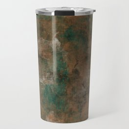 Patina Copper Travel Mug