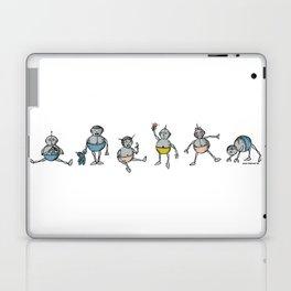 Robot Babies All Laptop & iPad Skin
