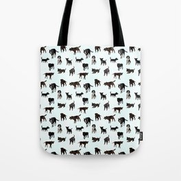 Dogs Unwanted Tote Bag