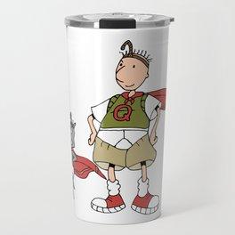 Doug Quail Man Travel Mug