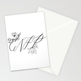 ENFP Myers–Briggs Type Indicator Stationery Cards