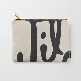 wild abstract Carry-All Pouch