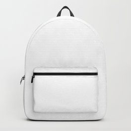diving is calling and i must go cell phone icon Backpack
