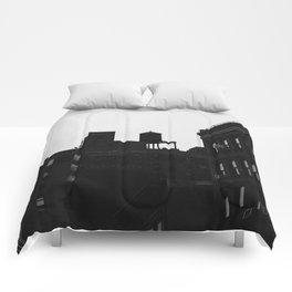 Chelsea Architecture II Comforters