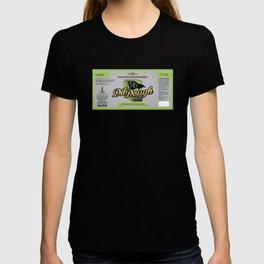 DilDough Beer Label T-shirt