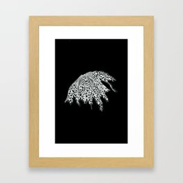 Pattern III c Framed Art Print
