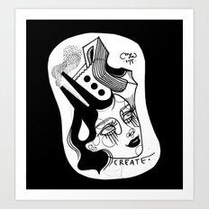 Skateopolis Art Print
