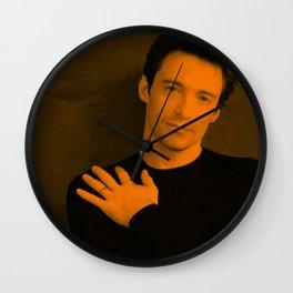 Hugh Jackman - Celebrity Wall Clock