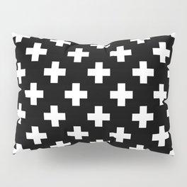 Crosses Pillow Sham