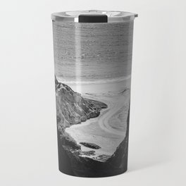 Beach between rocks - Conde - PB, Brasil Travel Mug