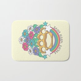 Fight with Love Bath Mat