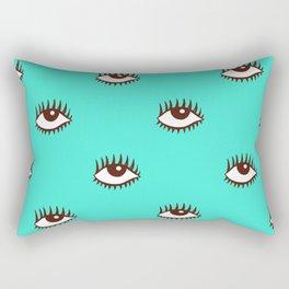 POP_EYES Rectangular Pillow