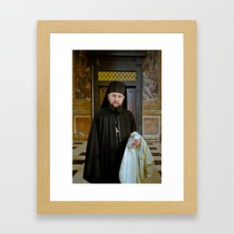 Collegium Russicum Framed Art Print