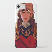marx iPhone & iPod Cases featuring eldest prince of nohr by catherine