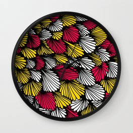 Happy abstract: Seaworld Nr:02 Wall Clock