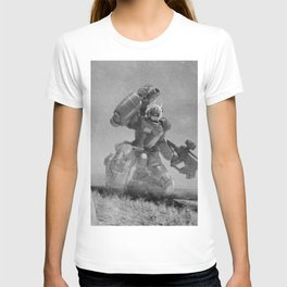 The Falling Soldier 1 T-shirt