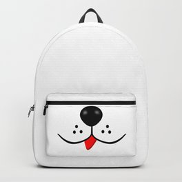Dog Nose and Mouth Backpack
