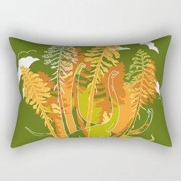 Brachio Grove Rectangular Pillow