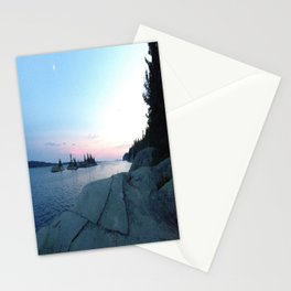 Manitoulin Evening Stationery Cards