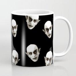 Dracula pattern Coffee Mug