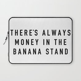 Banana Stand Laptop Sleeve