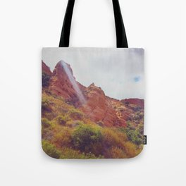 Molded Stone Tote Bag