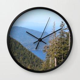 St. Mark's Summit Mount Cypress 3 Wall Clock