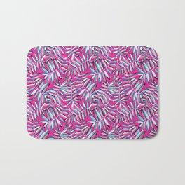 Wild Jungle in Hot Pink Bath Mat