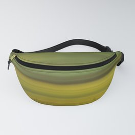PARADISE abstract landscape capturing imagination Fanny Pack