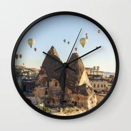 Do You Believe in Magic? Wall Clock