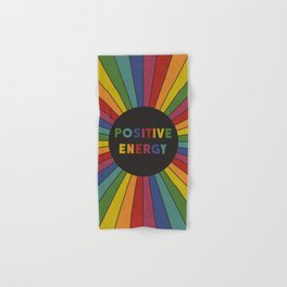 Positive Energy Hand & Bath Towel