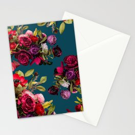Vintage Garden I Stationery Cards