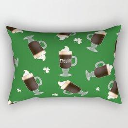 Irish Coffees Rectangular Pillow